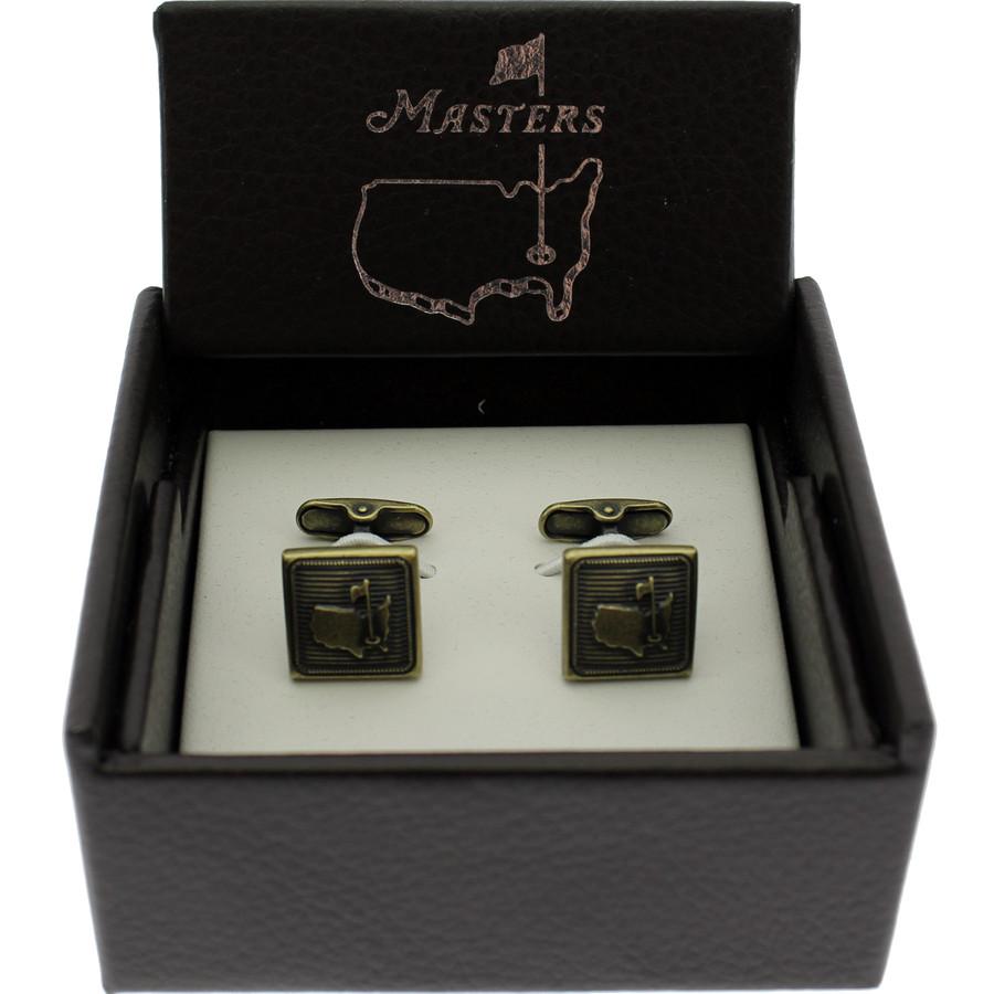 Masters Cuff Links - Brass