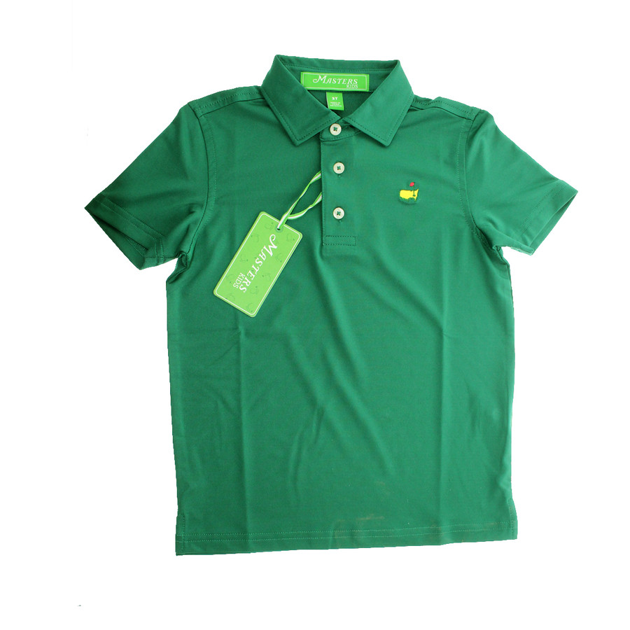 Masters Toddler Performance Tech Golf Shirt