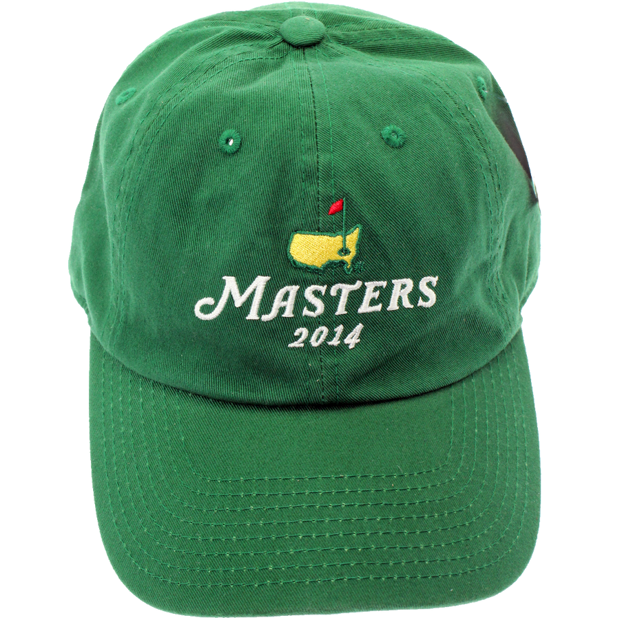 2014 Dated Green Caddy Hat