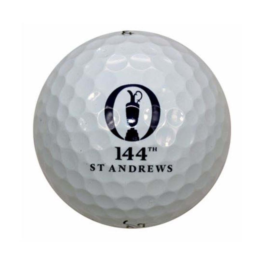 The 144th British Open Logo St Andrews Golf Ball - ProV1