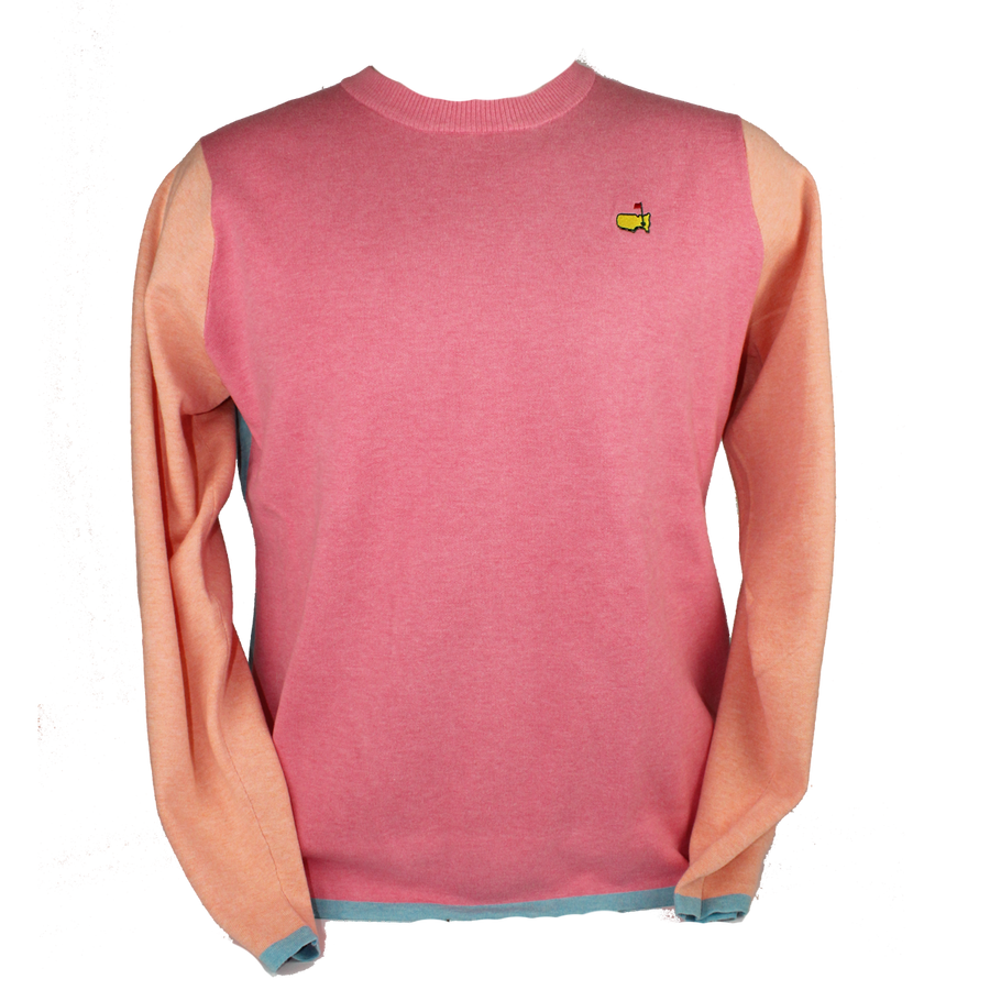 Masters Ladies Magnolia Golf Shirt- Pink - Masters Ladies & Children