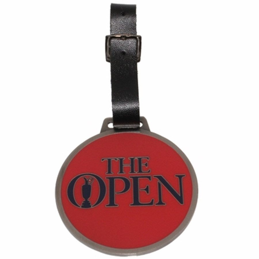 145th British Open 2 Sided Bag Tag