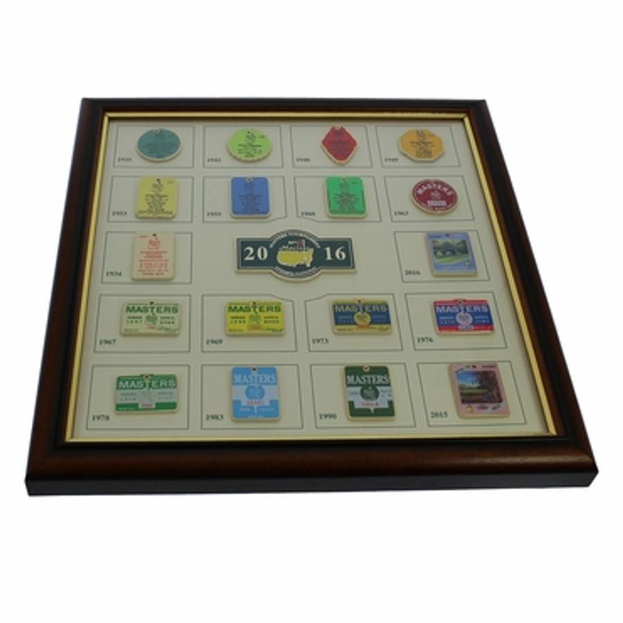 Masters 2016 Commemorative Pin Set