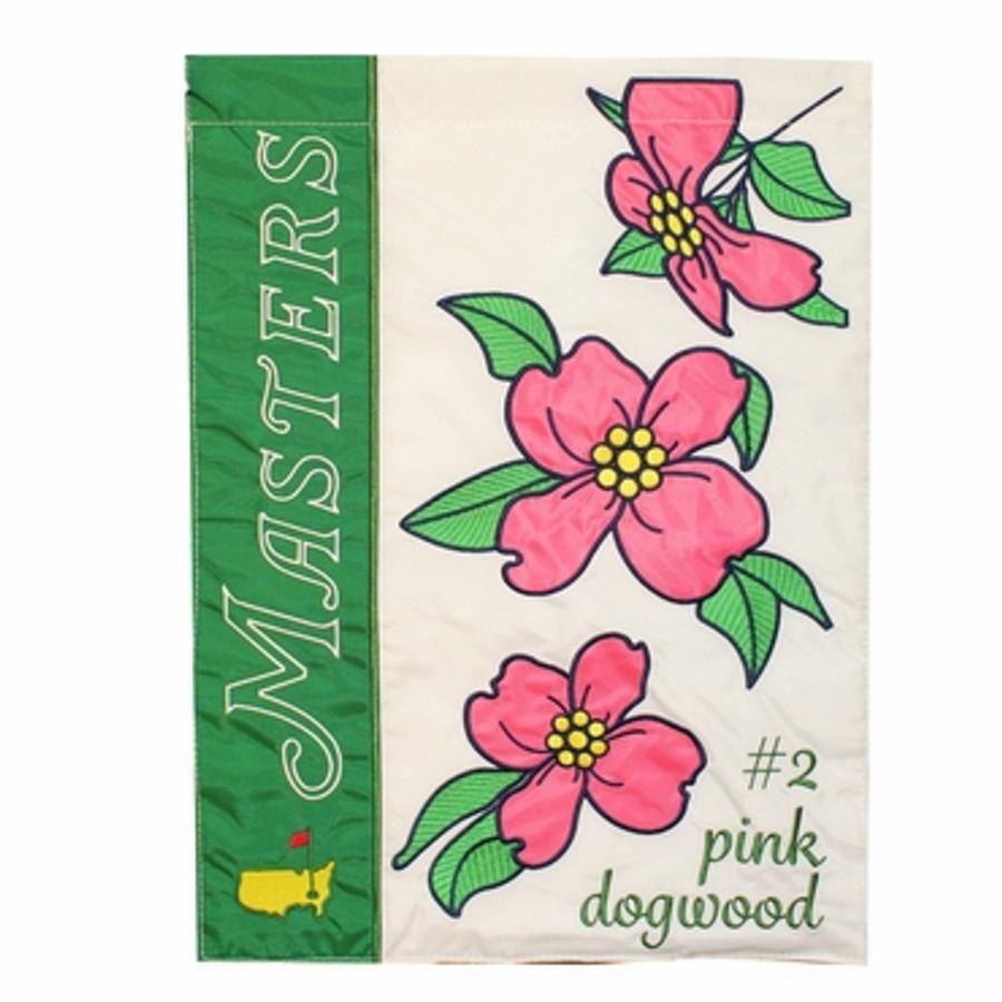 Masters Pink Dogwood Garden Flag