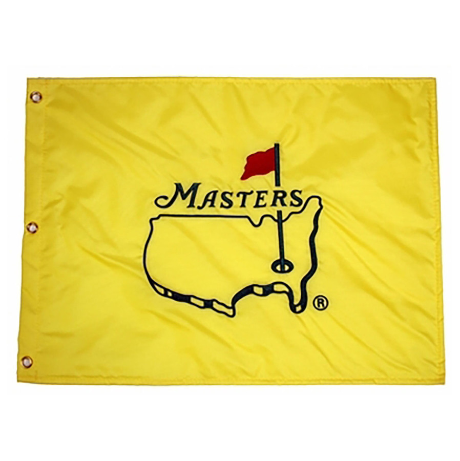 Masters Undated Pin Flag - Limited Edition
