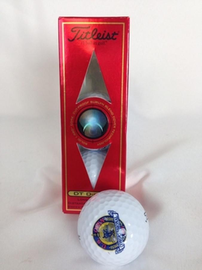 1997 U.S. Open Logo Golf Balls
