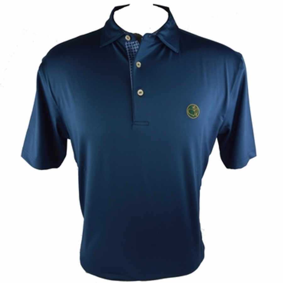 Berckmans Golf Polo Shirt - Navy