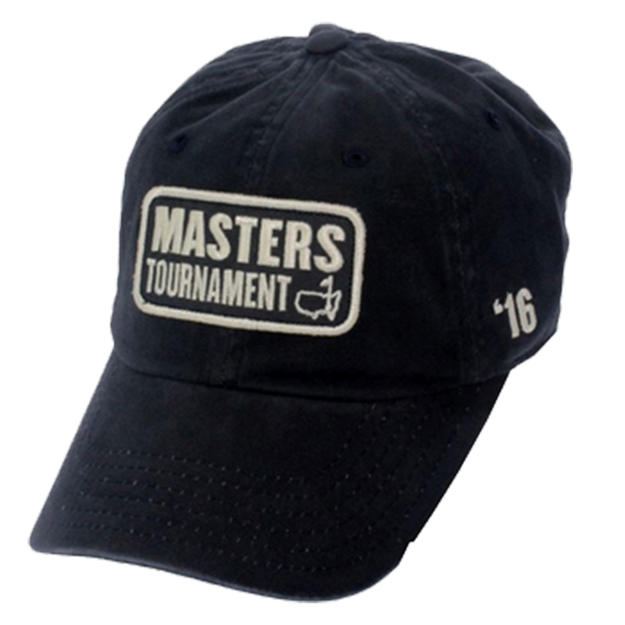 Masters 2016 Vintage Navy Caddy Hat