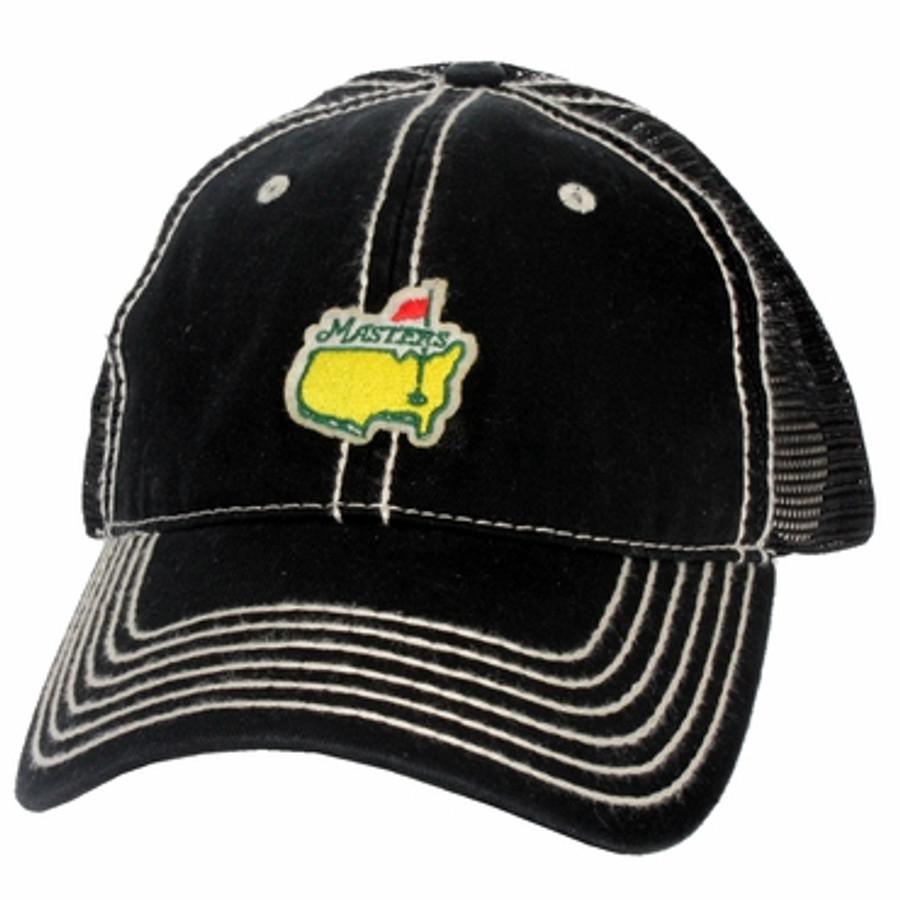 Masters Trucker Hat - Black