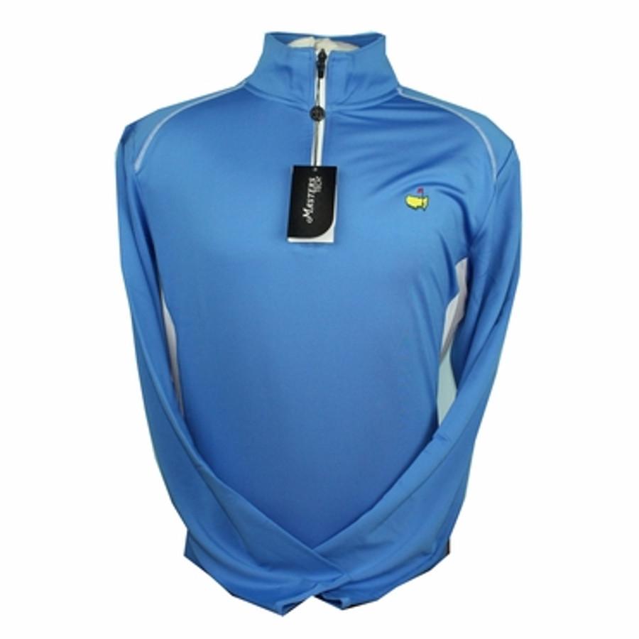 Masters Tech Sweatshirt - Blue & White
