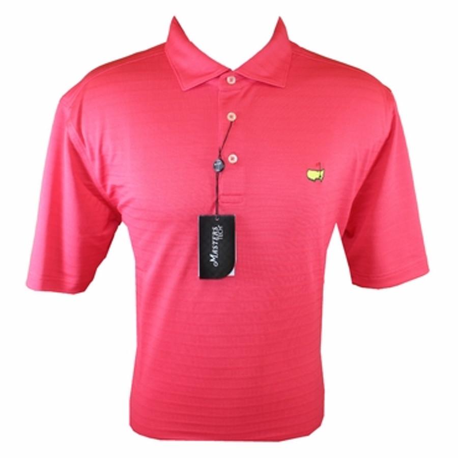 Masters Performance Golf Shirt - Pink