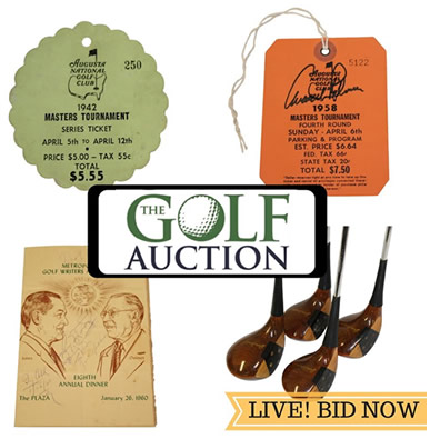 The Golf Auction