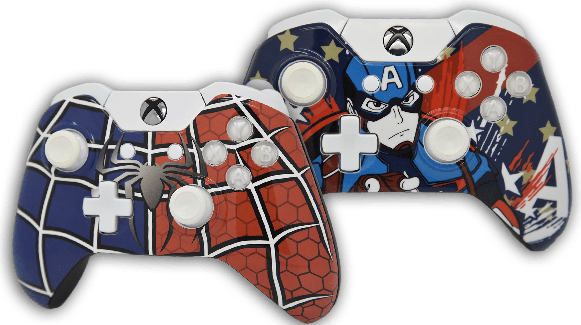 Custom Controllers Custom Xbox And Playstation Controllers