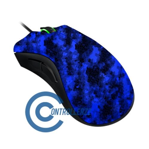 Blue Hex Razer DeathAdder   Razer DeathAdder
