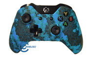 Blue Hex Xbox One Controller | Xbox One