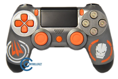 Black Ops 3 Limited Edition Themed PS4 Controller   Ps4
