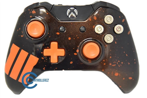 Black Ops 3 Themed Xbox One Controller   Xbox One