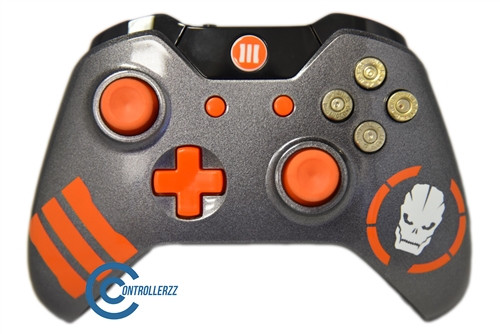 Black Ops 3 Limited Edition Themed Xbox One Controller | Xbox One