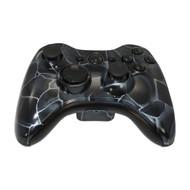 Black Swirl Controller | Xbox 360