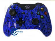 Blue Zombie Xbox One Controller | Xbox One