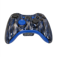 Blue Flame Controller   Xbox 360