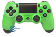Green  Carbon Fiber PS4 Controller | Ps4