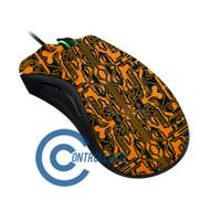 Orange Circuit Razer DeathAdder | Razer DeathAdder