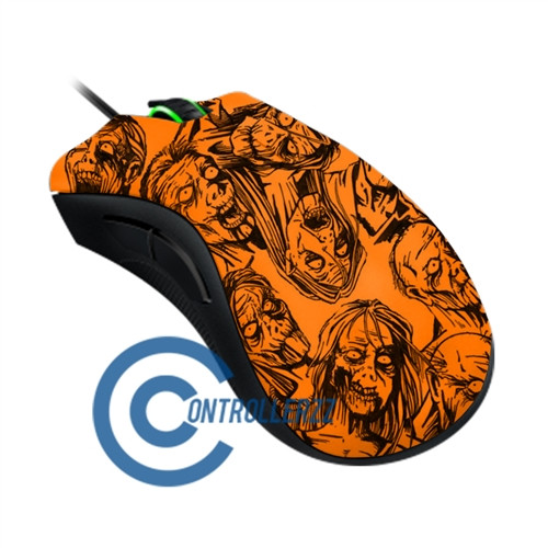 Orange Zombie Razer DeathAdder | Razer DeathAdder