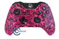 Pink Circuit Board Xbox One Controller | Xbox One