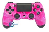 Pink Swirl PS4 Controller | Ps4
