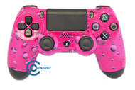 Pink Water Drop PS4 Controller | Ps4
