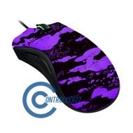 Purple Splatter Razer DeathAdder | Razer DeathAdder