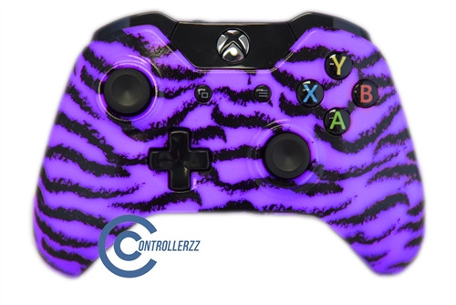 Purple Tiger Xbox One Controller | Xbox One