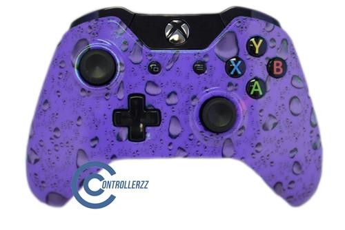 Purple Waterdrop Xbox One Controller   Xbox One