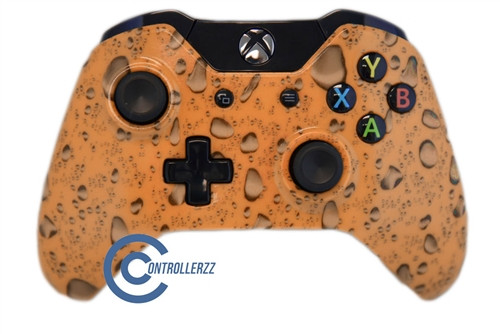 Orange Waterdrop Xbox One Controller | Xbox One