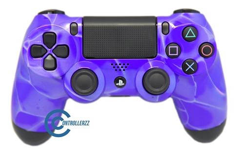 Purple Swirl PS4 Controller | Ps4