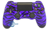 Purple Tiger PS4 Controller | Ps4