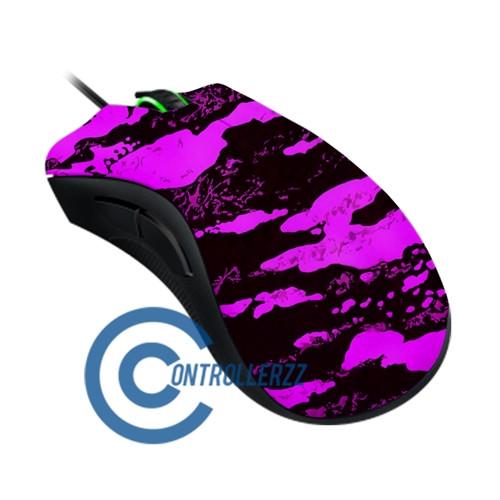 Pink Splatter Razer DeathAdder | Razer DeathAdder