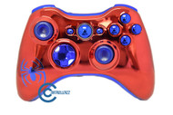 Spider Man Themed Xbox 360 Controller | Xbox 360