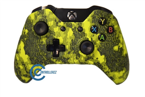 Yellow Hex Xbox One Controller | Xbox One