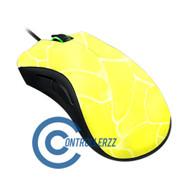 Yellow Swirl Razer DeathAdder | Razer DeathAdder