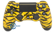Yellow Tiger PS4 Controller | Ps4