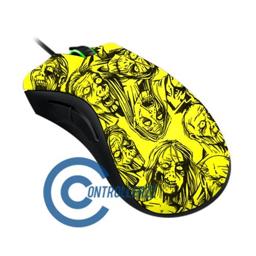 Yellow Zombie Razer DeathAdder    Razer DeathAdder