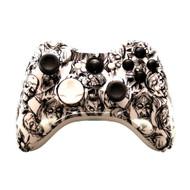 White Zombie Controller   Xbox 360