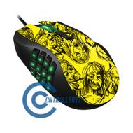 Yellow Zombie Razer Naga | Razer Naga