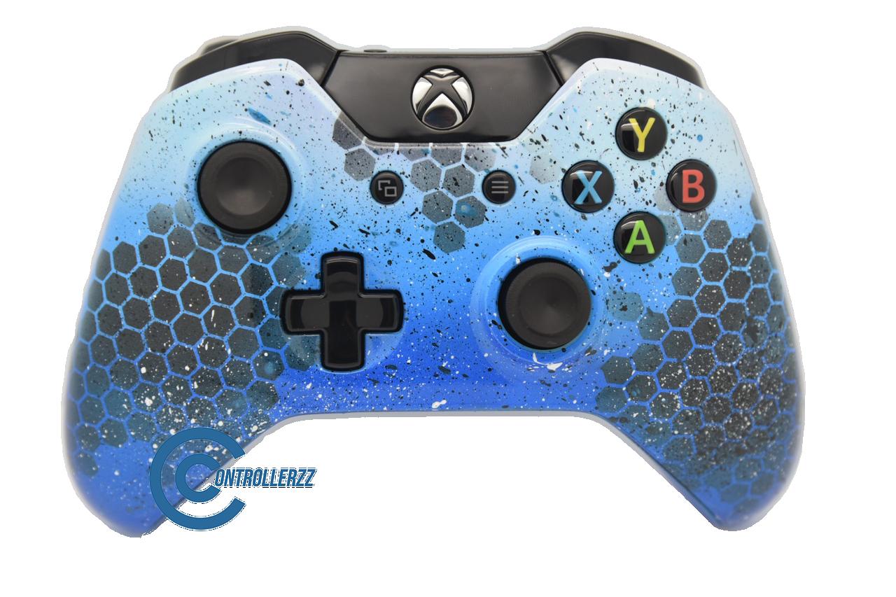 Ice Hex Xbox One Controller