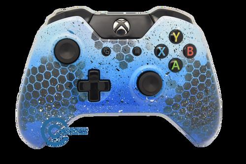 Ice Hex Xbox One Controller | Xbox One