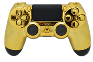 Gold Chrome PS4 Controller  | PS4