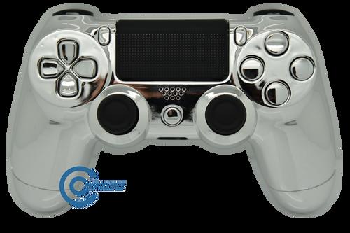 Silver Chrome PS4 Controller  | PS4