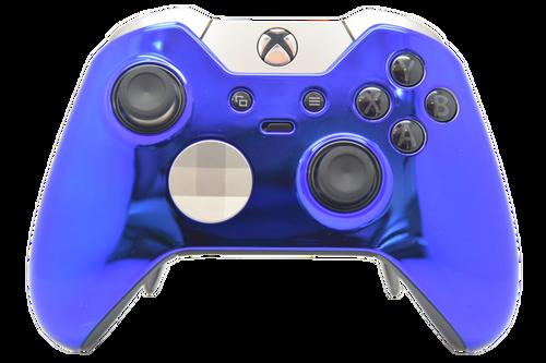 Blue Chrome Xbox One Elite Controller   Xbox One